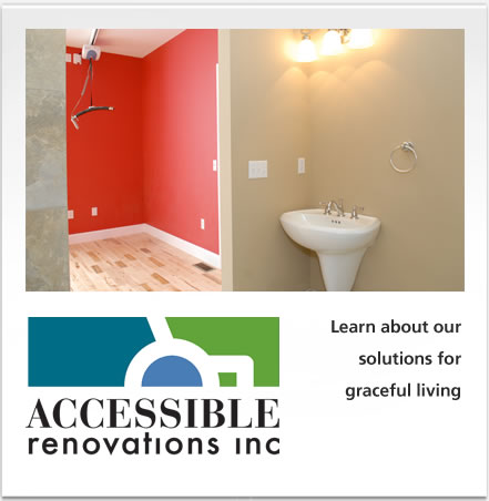 Accessible Renovations: Graceful Living